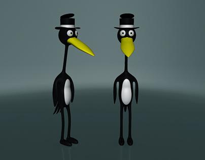 Corny Crow