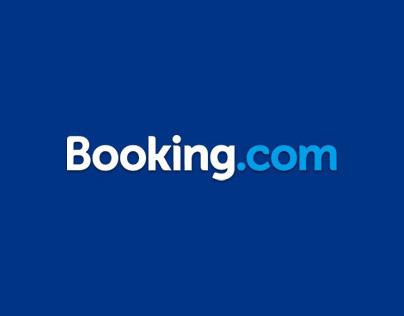 UI Redesign Concept - Booking.com