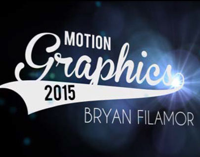 Motion Graphics Projects