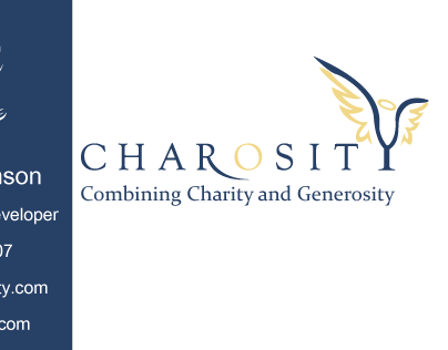 Charosity Businesscard