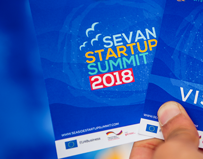 Sevan Startup Summit 2018 l Printing materials