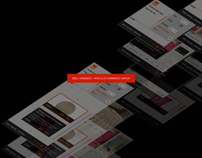 AdBasket® / Shoppable Video Online Display Ad Platform
