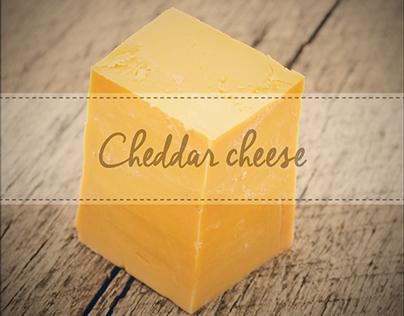 Cheddar Typeface