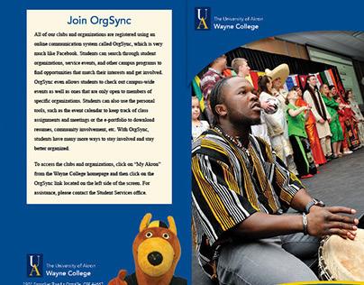Clubs Brochure 2014