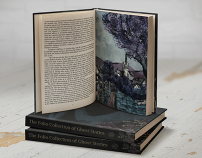 Folio Society Collection of Ghost Stories