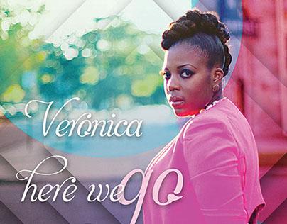 Veronica : here we go | Album Cover