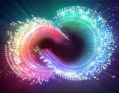 Adobe Creative Cloud Logo Animation