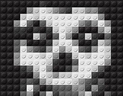 Punk Rock Lego Logos