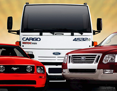 Publicidad Impresa Distribuidor Ford Vzla