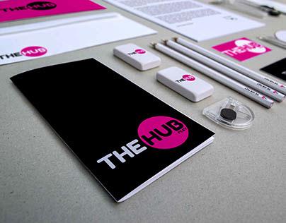 The Hub Filey | Logo & Branding