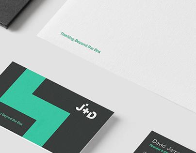J+D : Brand Identity