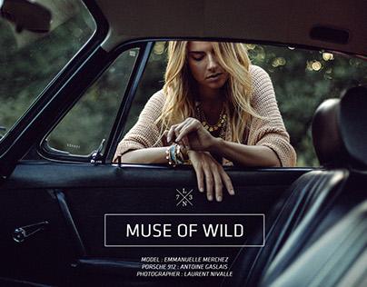 MUSE OF WILD
