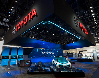 Toyota at CES
