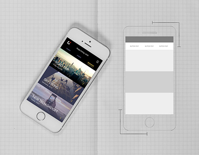 Digital Product Design - Do It, Mobile App