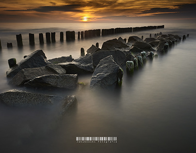 Baltic Sea, Wolinski National Park, Poland
