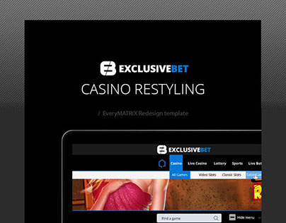 Casino Redesign (World Premium Service Ltd)