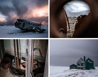 ABANDONED PLACES: A Collection (2010-2020)