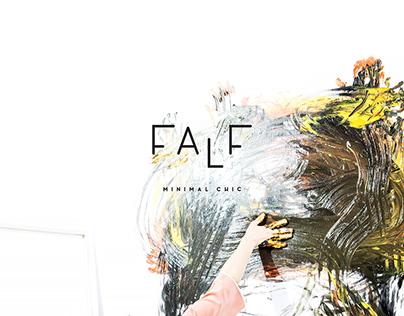 FALF Minimal Chic / Campaign FW 16/17