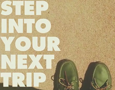 Step into your next trip
