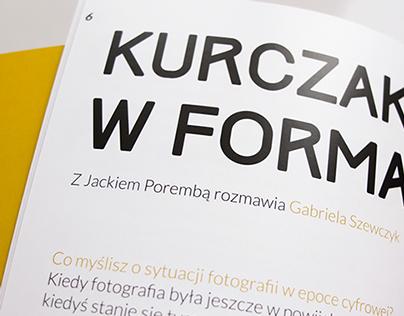 Projekt Przetwórnia II – catalogue