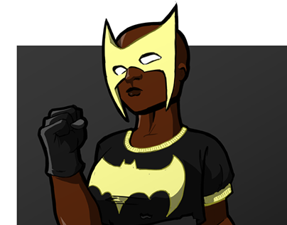 Batgirl Redesign for Project: Rooftop