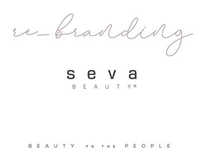 Re-branding Seva Beauty