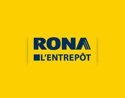 RONA INC. - Portfolio Web