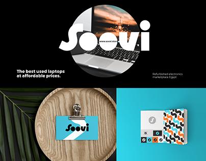 Soovi Brand Identity Design.