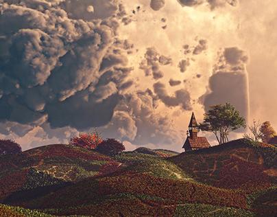 Dark Clouds Gathering