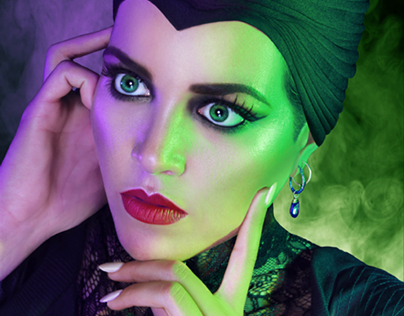 MALEFICENT & AURORA: A Day and Night Look
