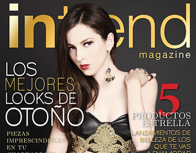 Paty Cantú · October Issue ´13