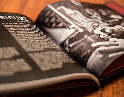 Diego Tattoo Book Design
