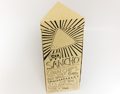 Sancho Corn Chips