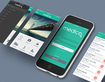 Medico - iPhone App