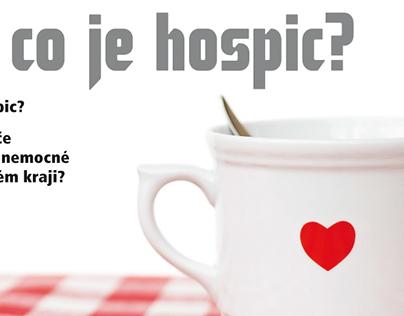 Pozvánky pro hospic / Invitations for hospice