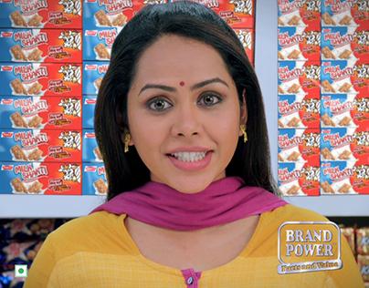 Brand Power Parle Milk Shakti