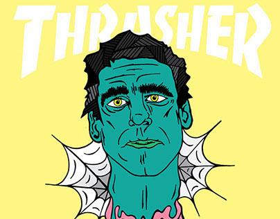 Lance Mountain - Thrasher