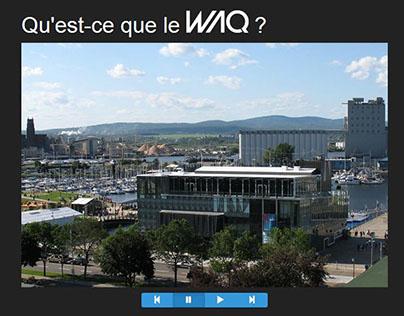 Web à Québec