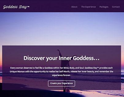 Goddess Day Website