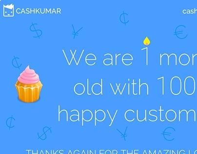 CASHKUMAR - Social Media Posts