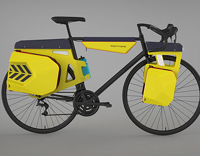 Bicycle Touring Equipment