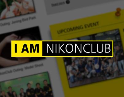 NikonClub Singapore - Facebook App
