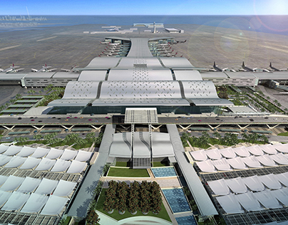 Hamad International Airport - Doha, Qatar