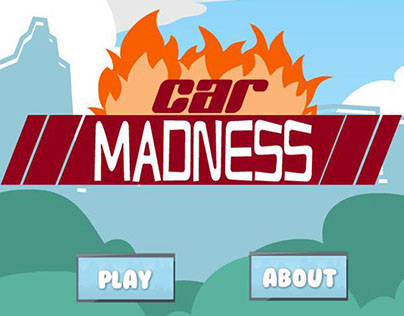 Car Madness (Interactive Online Advertising)