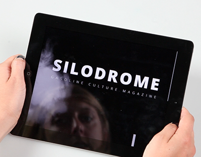 Silodrome - Gasoline Culture / Digital Application