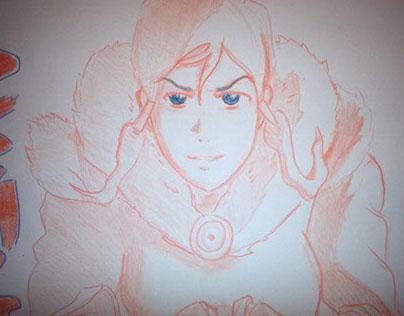 kora from Avatar
