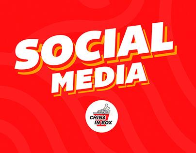 Social Media - China in Box