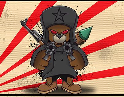 Bear Hit Man
