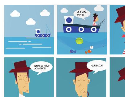 HQ - Uma pesca memorável