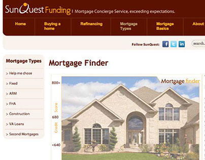 SunQuest Funding Site